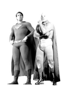 Santo y Supermán