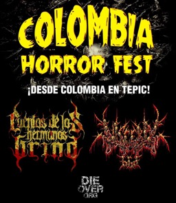 Colombia Horror Fest Tepic