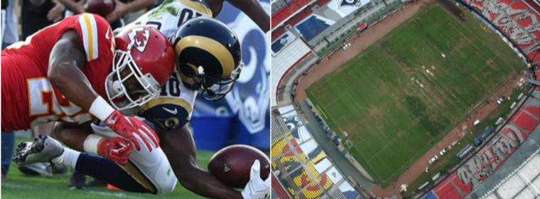 Cancela NFL partido en México
